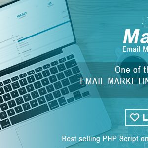MailWizz v1.8.1 - Email Marketing Application - nulled