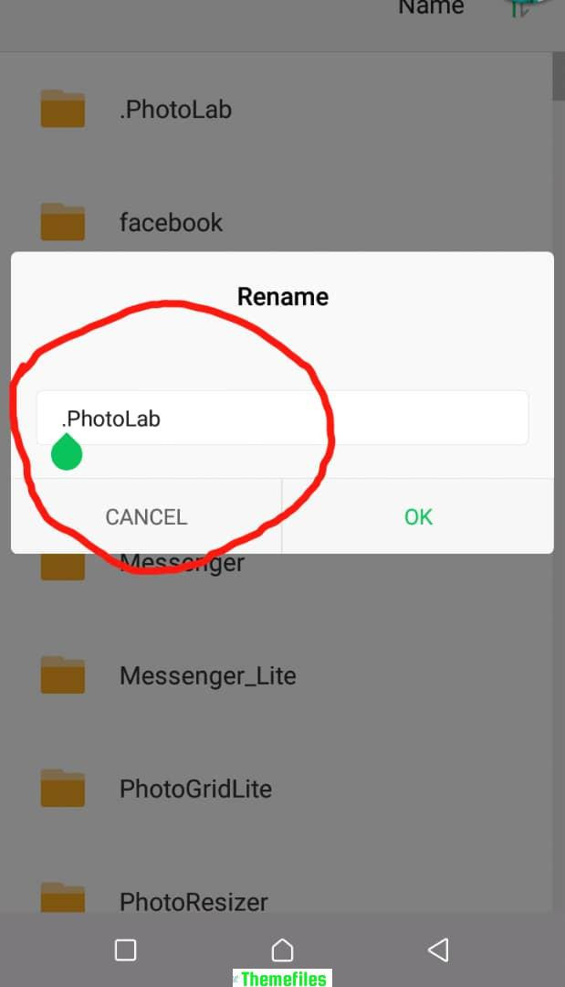 How To Hide Files In Your Android Phone Without Third-party App