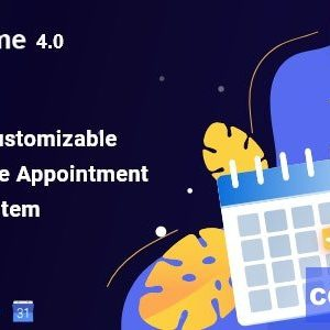 Bookme v4.2.1 - WordPress Appointment Booking Scheduling Plugin