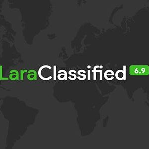 LaraClassified v6.9 - Classified Ads Web Application
