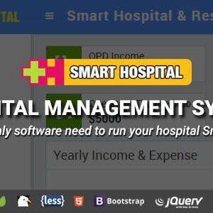 Smart Hospital v2.0 - Hospital Management System - nulled