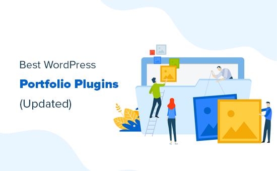 wordpress portfolio plugins