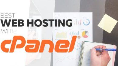 Best cPanel Web Hosting