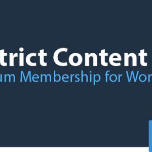 Restrict Content Pro v3.4 + Addons