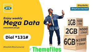 Cheap And Affordable MTN DATA Plans