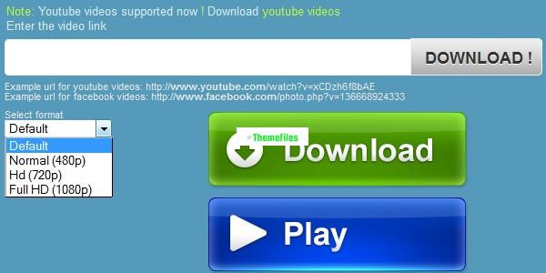 How To Download Facebook Videos on Windows - www.themefiles.us