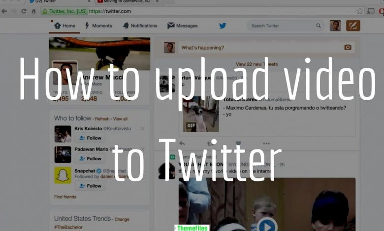 How To Post Videos on Twitter in 3 Easy Steps 2020 - www.themefiles.us