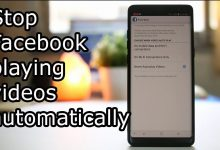 How to turn off Videos From Auto Playing on Facebook - www.themefiles.us