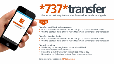 How To Transfer Money From GTBank To Other Banks