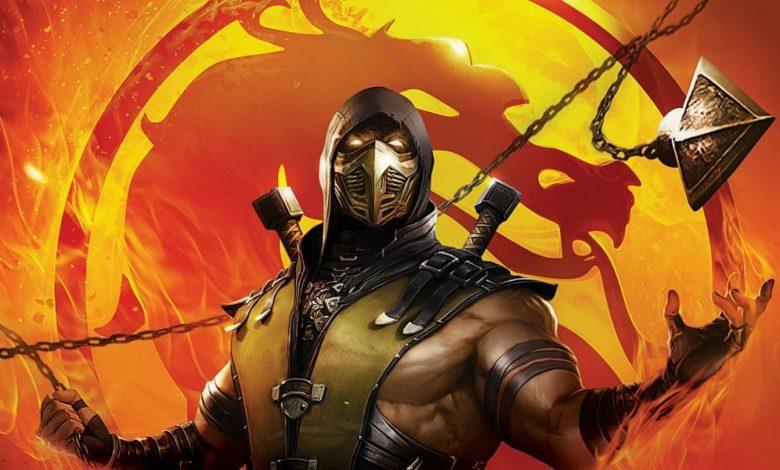 Mortal Kombat Legends Scorpion's Revenge full Movie online Free