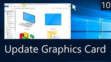 How to update graphics drivers on Windows