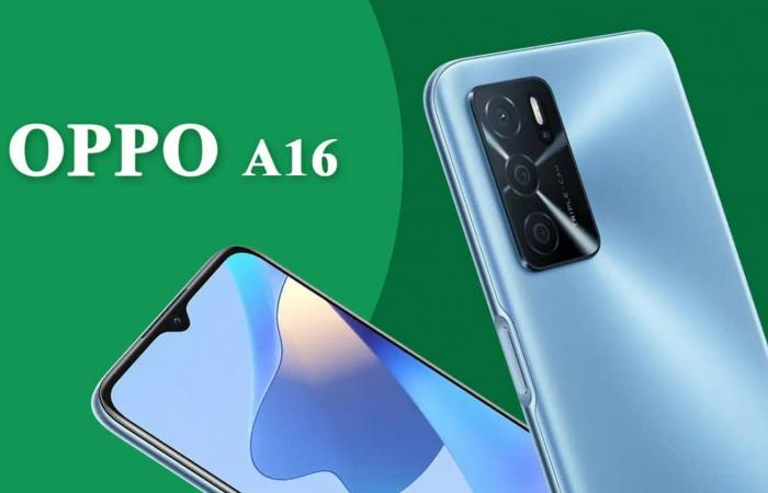 Oppo A16 Specifications Price Features, Body And Camera